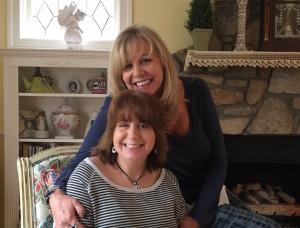 Kathy Mitchel, spokesperson for NOFAS and her daughter, Karli.