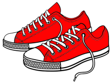 Red-Shoes-Tennis-Shoes-Side