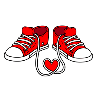 RedShoes2019-heart