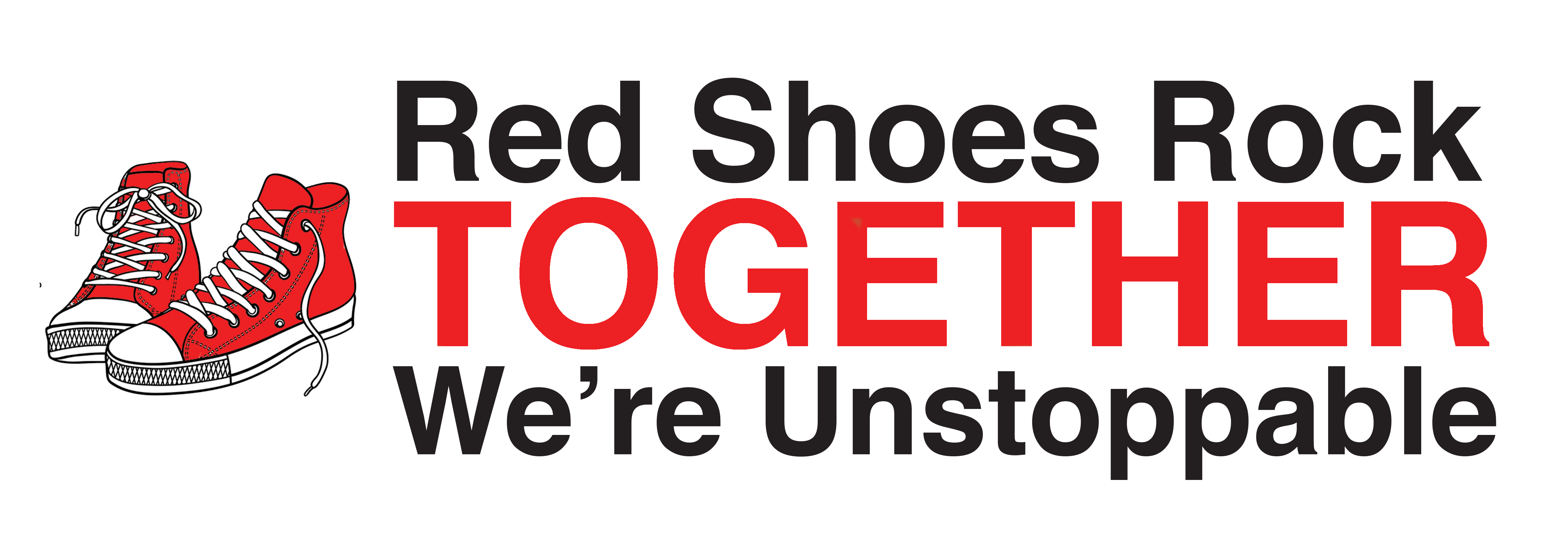 RedShoesRock-Together-Bumper-Sticker-Banner-2017